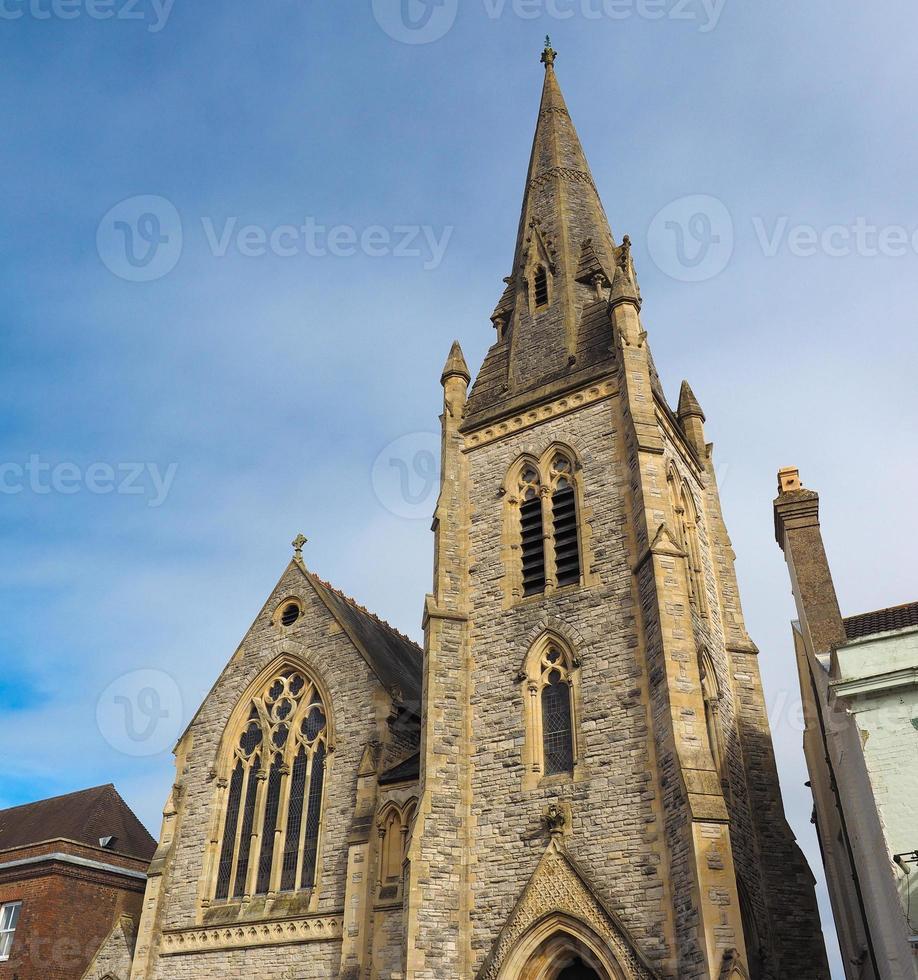 Église réformée unie de Salisbury photo