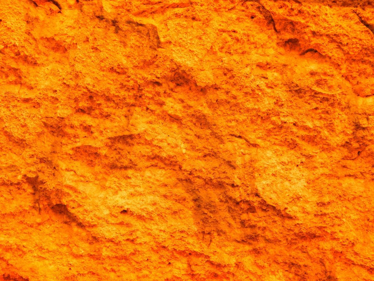 texture de pierre orange photo