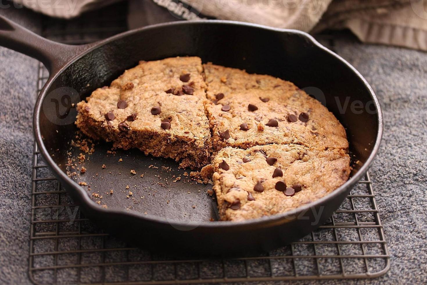 biscuits à la poêle photo