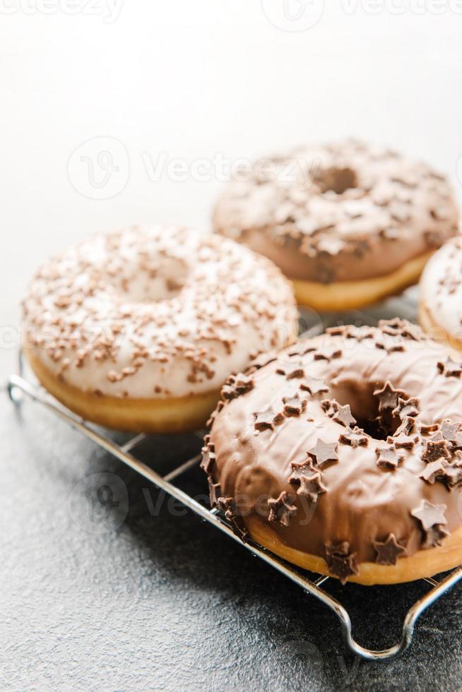 beignets au chocolat photo
