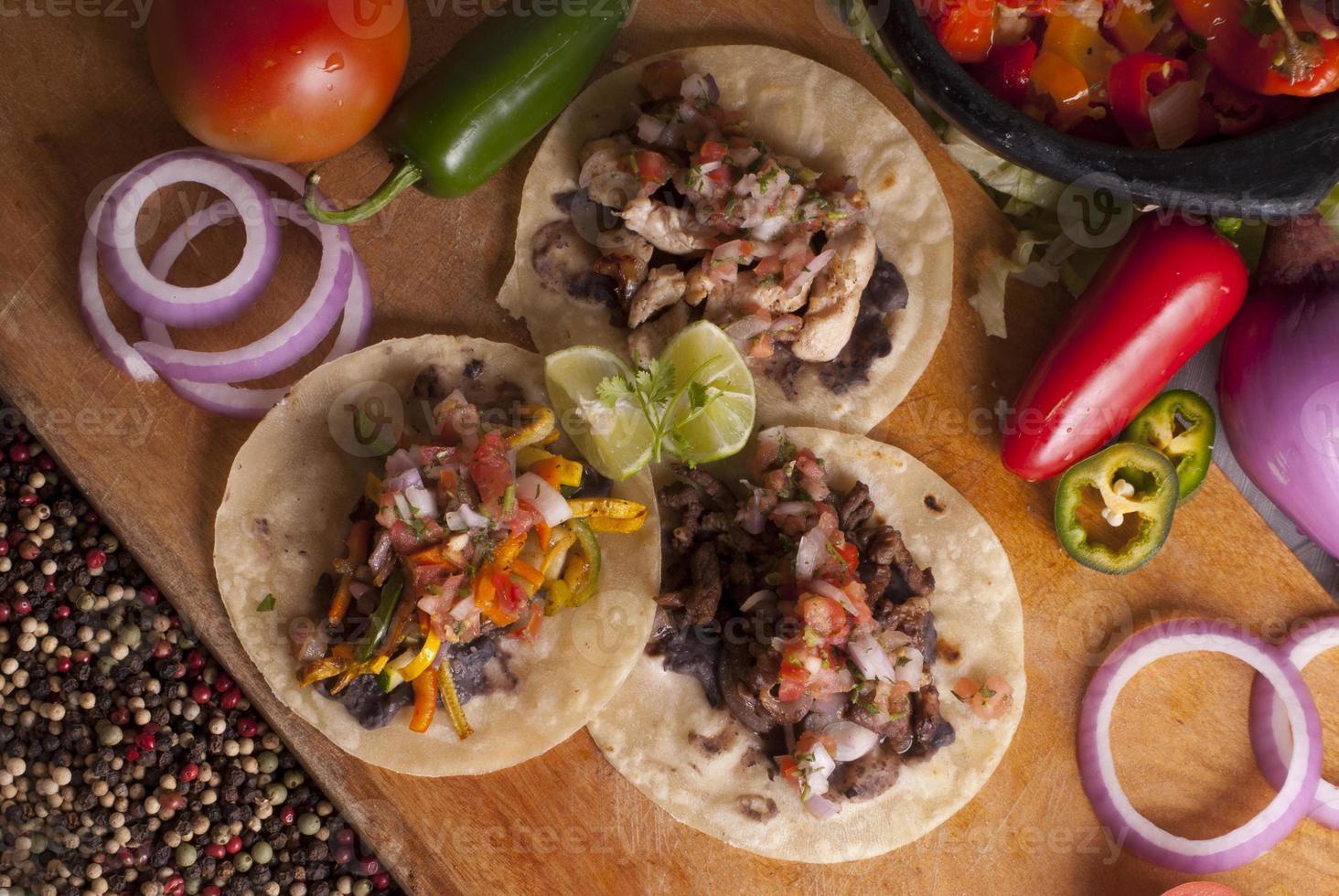 nourriture mexique photo
