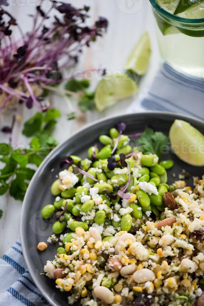salade végétarienne photo