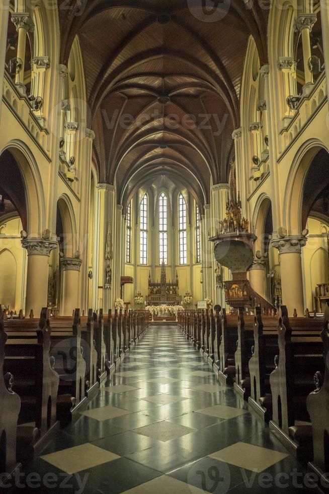 la cathédrale de jakarta photo