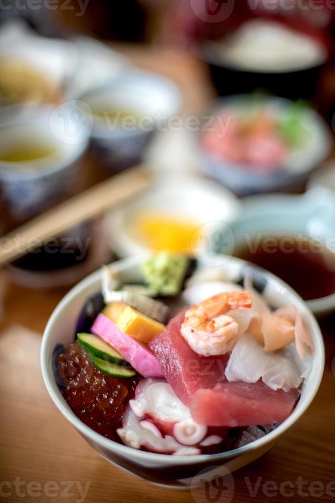sushi sashimi photo