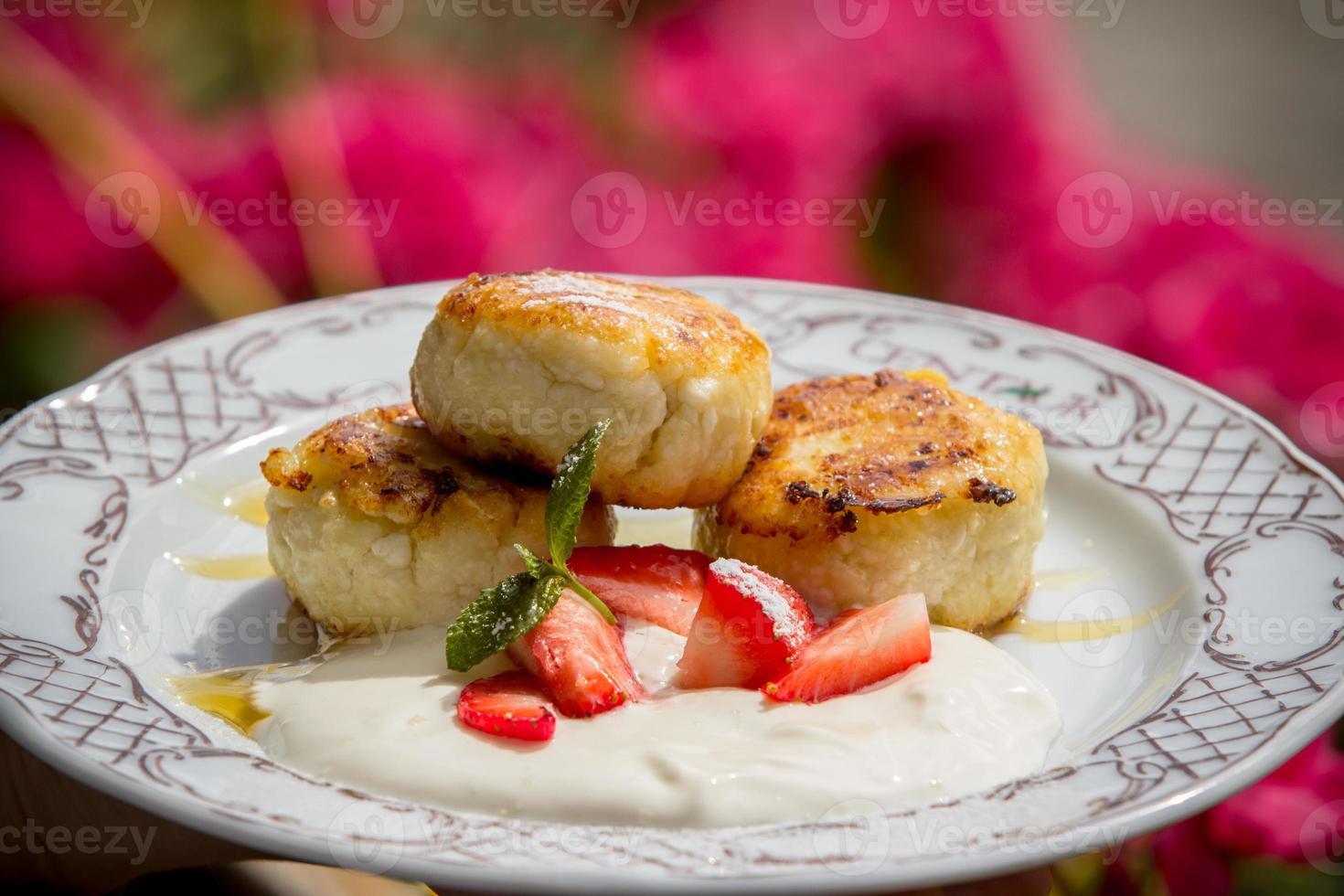 caillebotte aux fraises photo