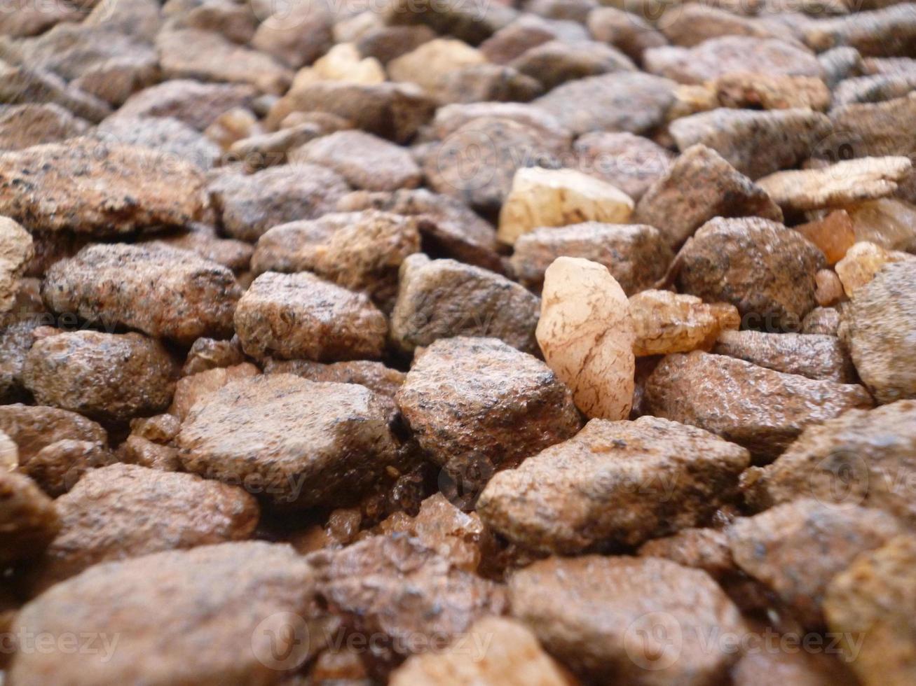 petits rochers photo