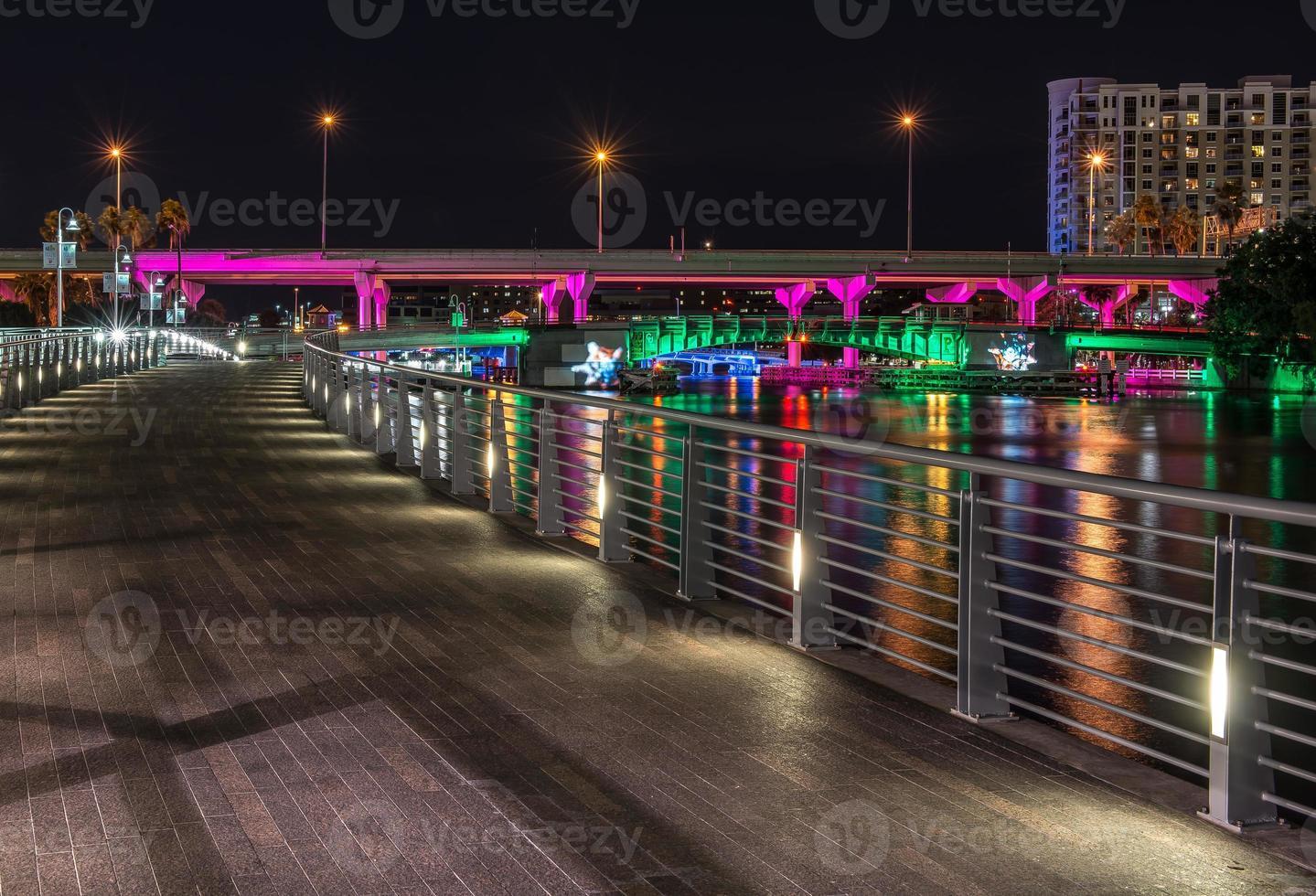 Tampa Riverwalk photo