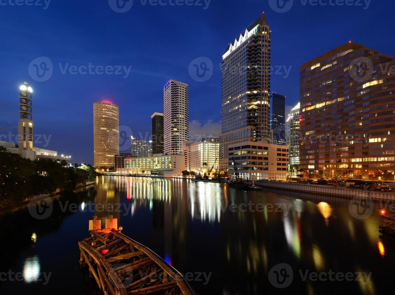 Tampa du centre photo