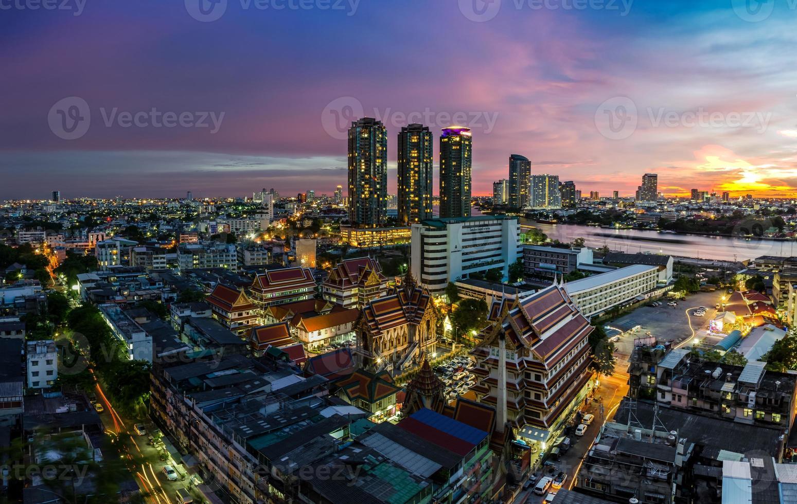 temple en thaïlande photo
