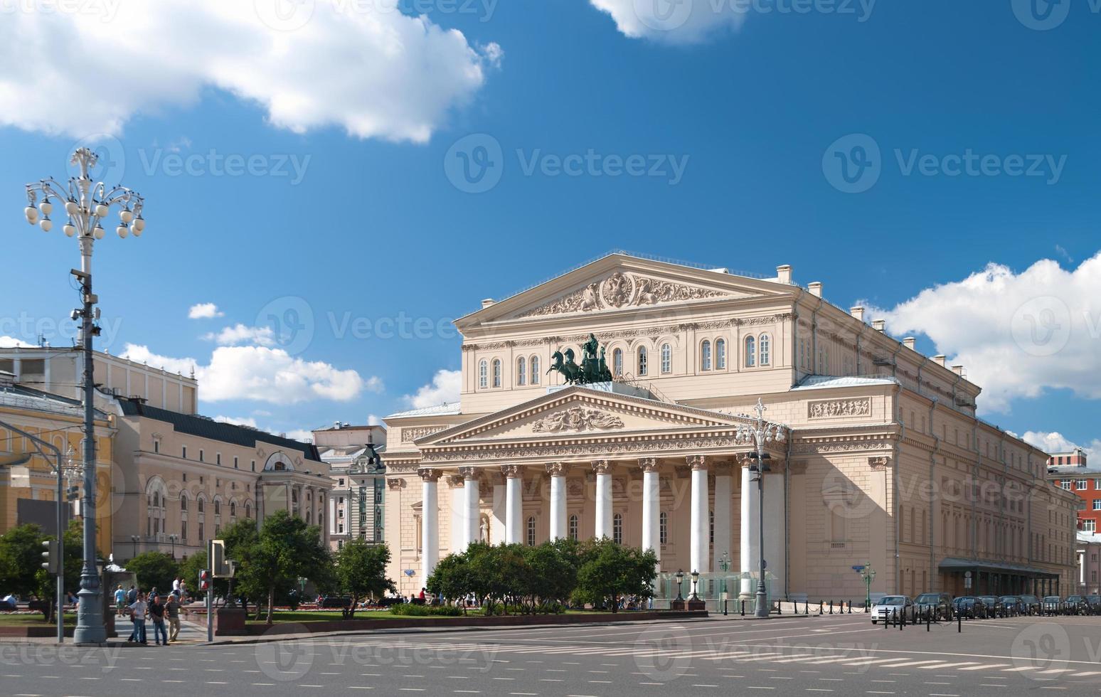 théâtre du Bolchoï photo