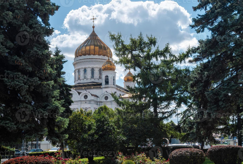 la cathédrale du christ sauveur photo