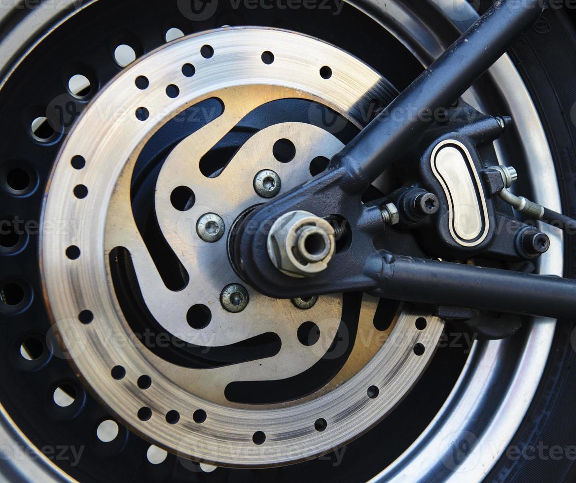 frein à disque moto photo