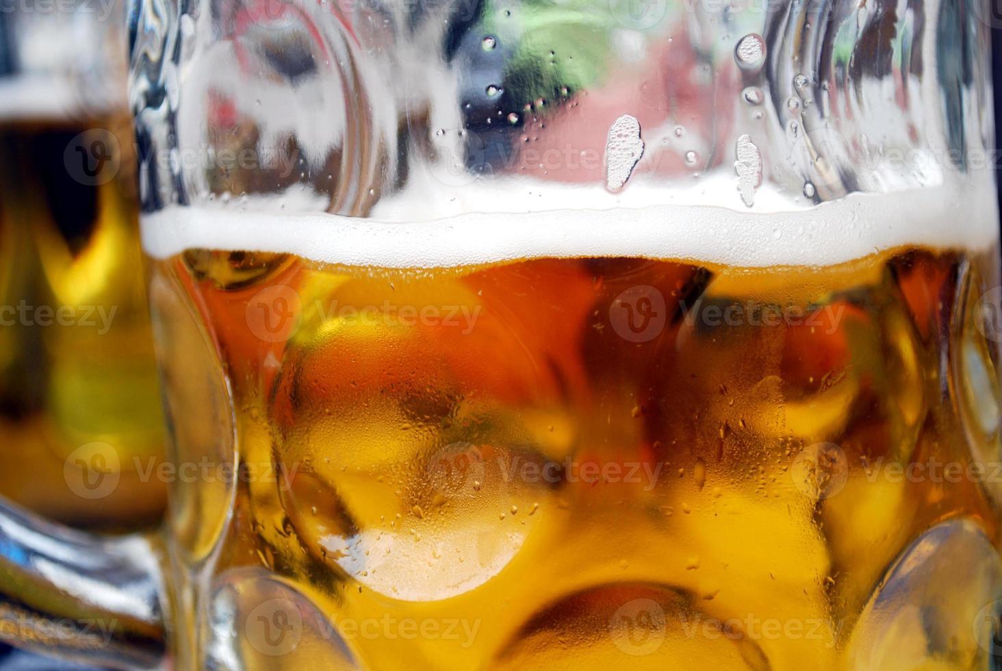 Verre à bière photo