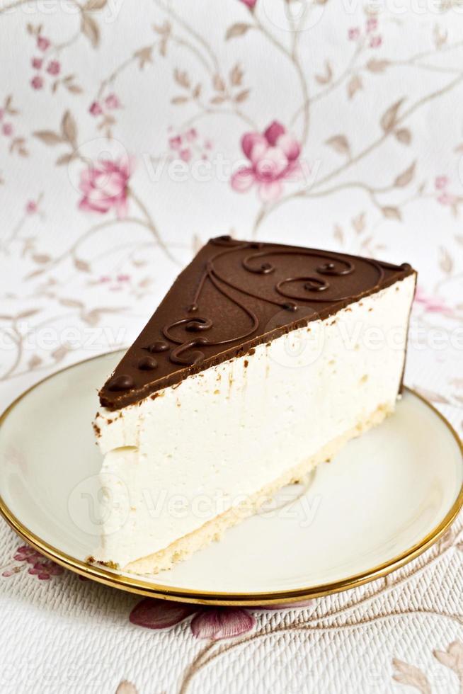 gâteau à la guimauve photo