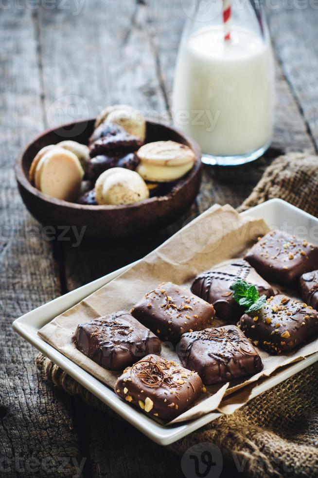 biscuits variés photo
