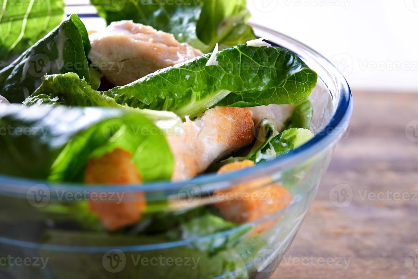 salade ceaser photo