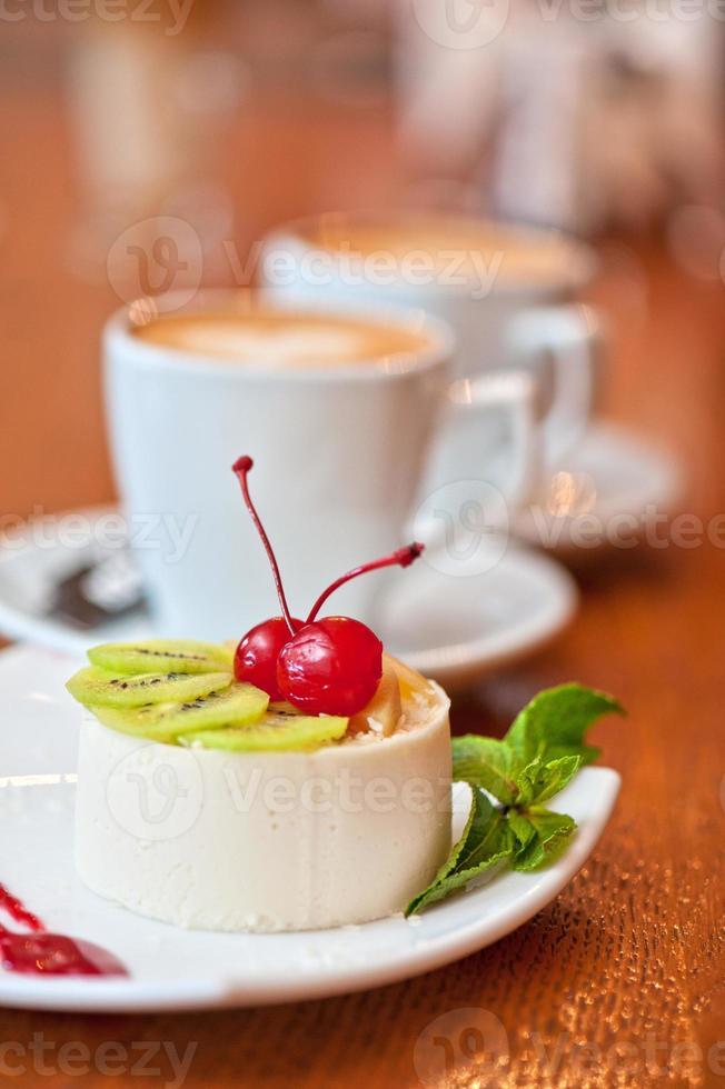 dessert savoureux photo