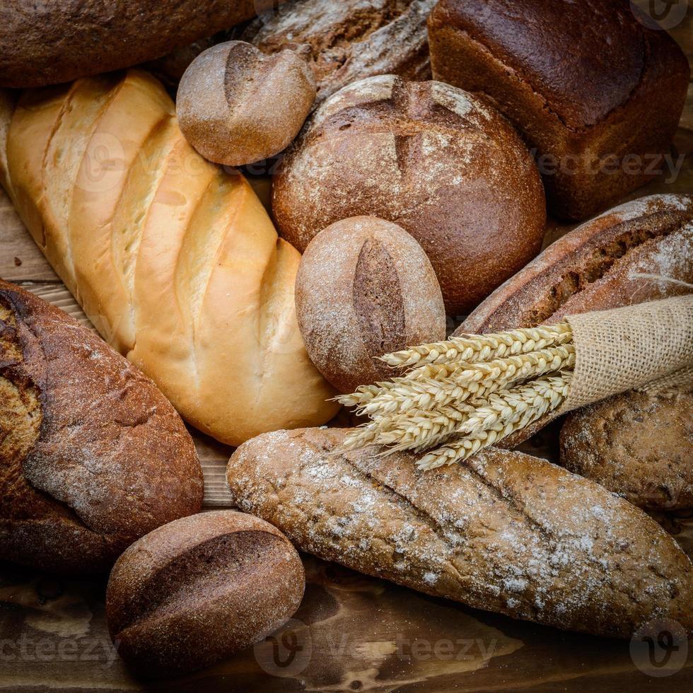 les pains photo