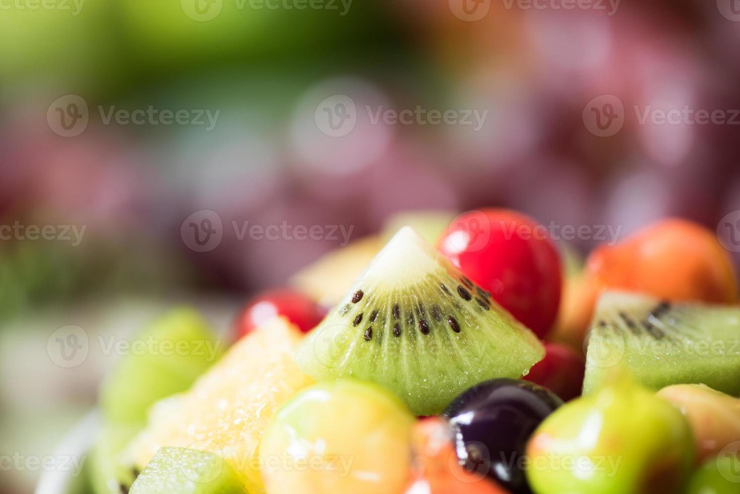 salade de fruits photo