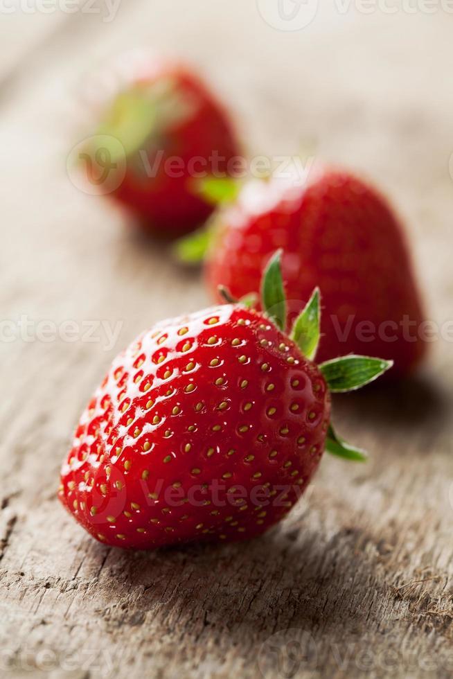 des fraises photo