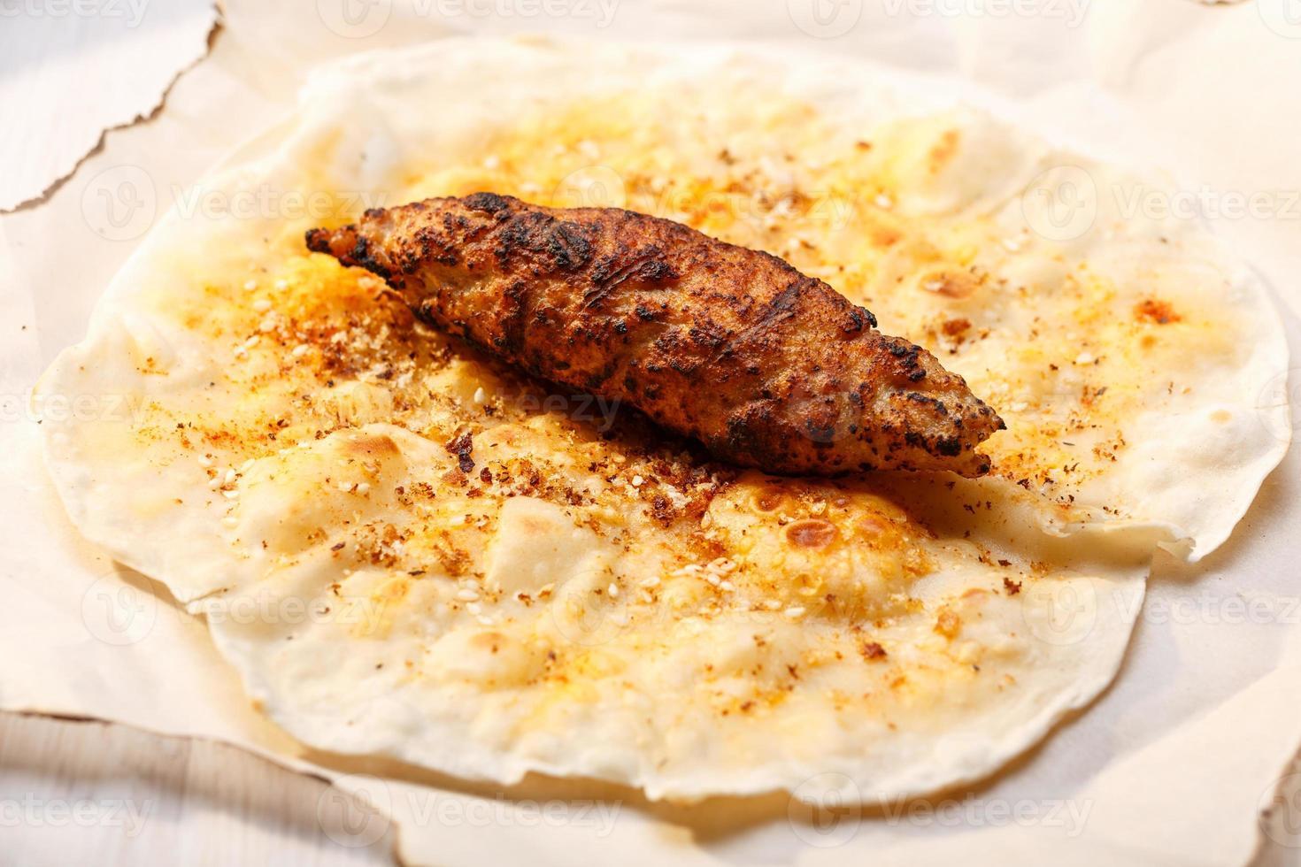 shish kofte kebab photo
