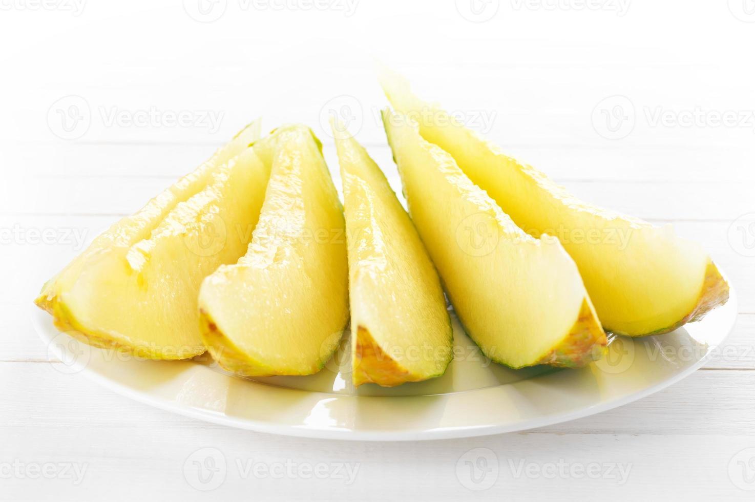 melon de santa claus photo