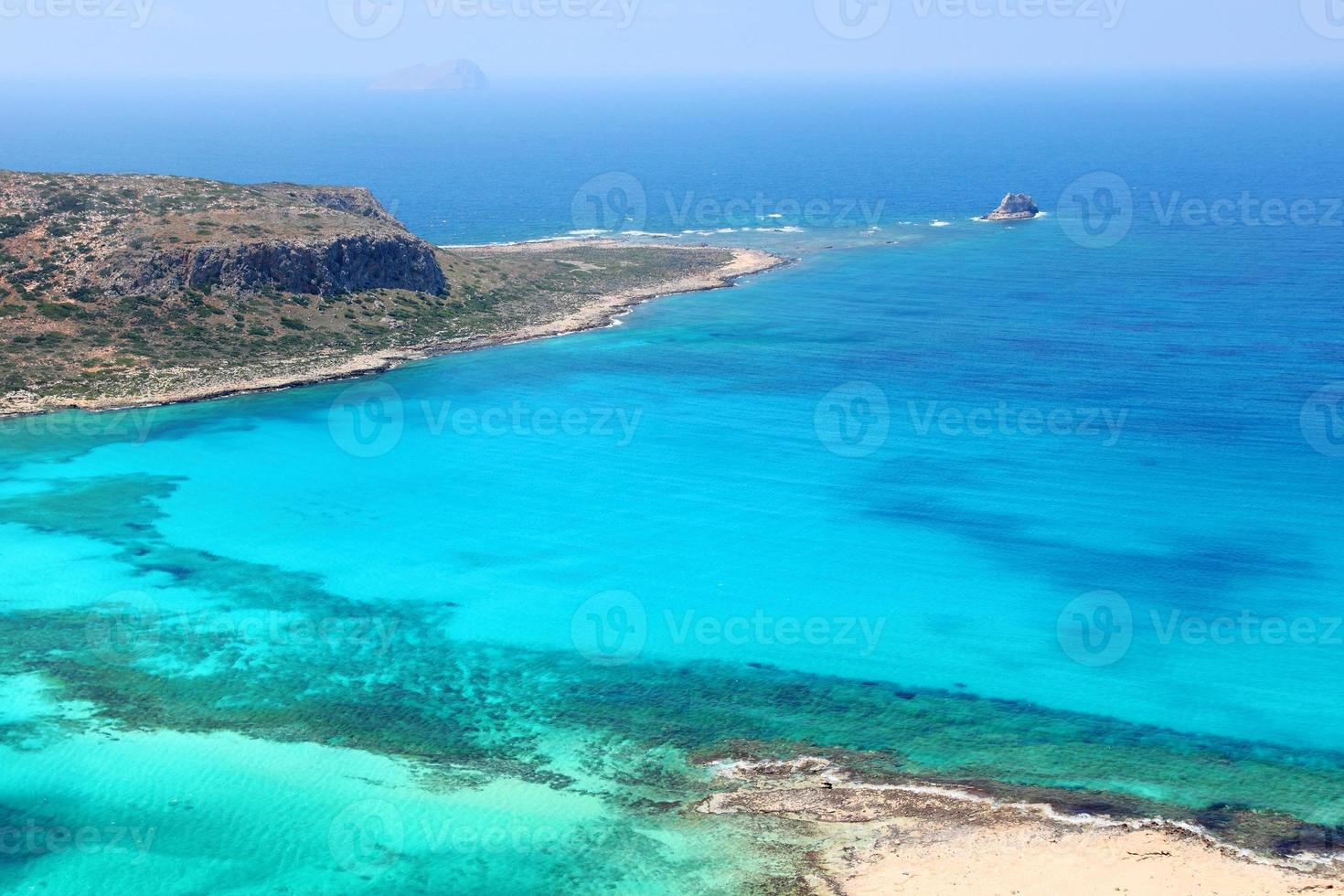île de crète photo