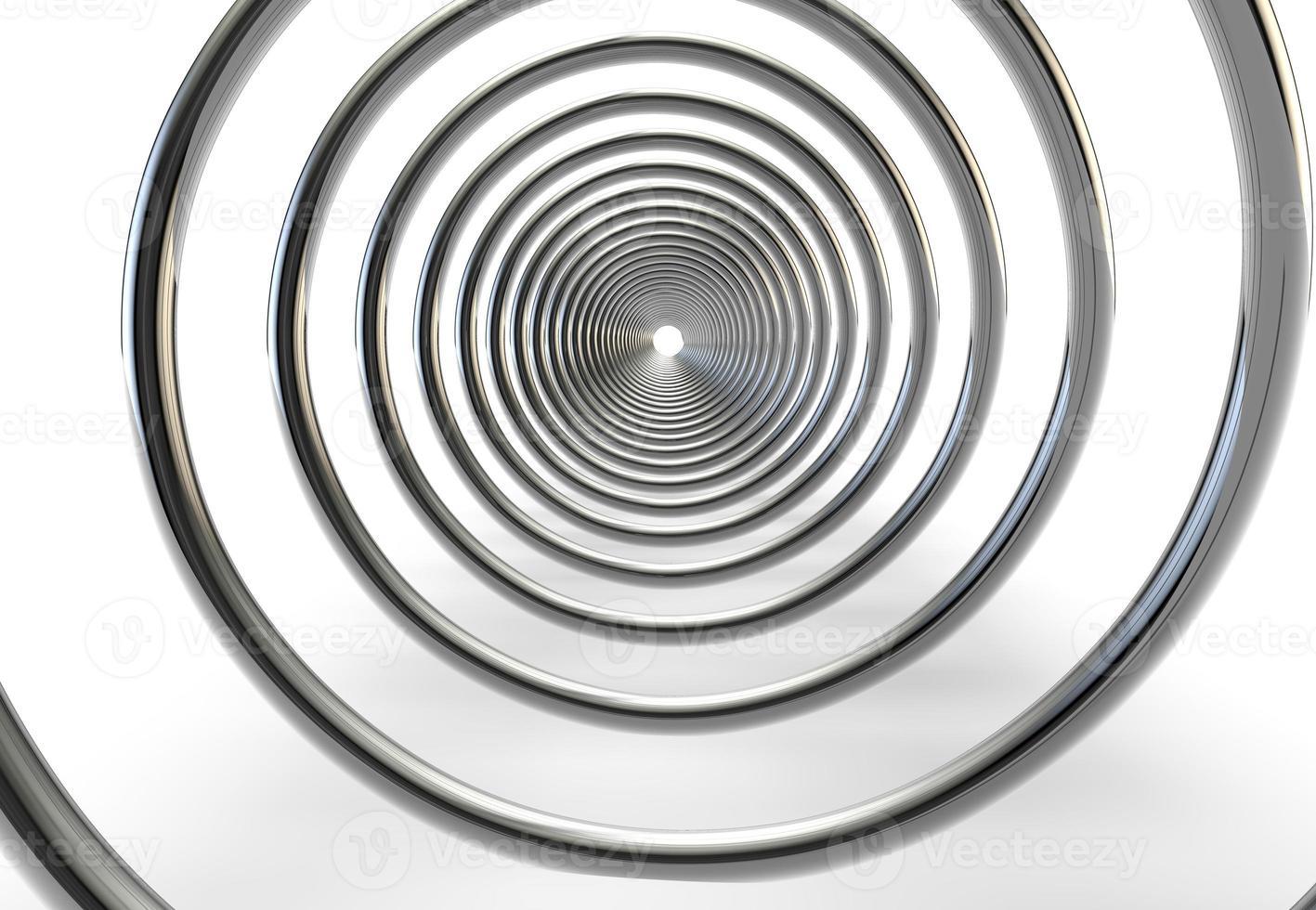 ressort en métal photo
