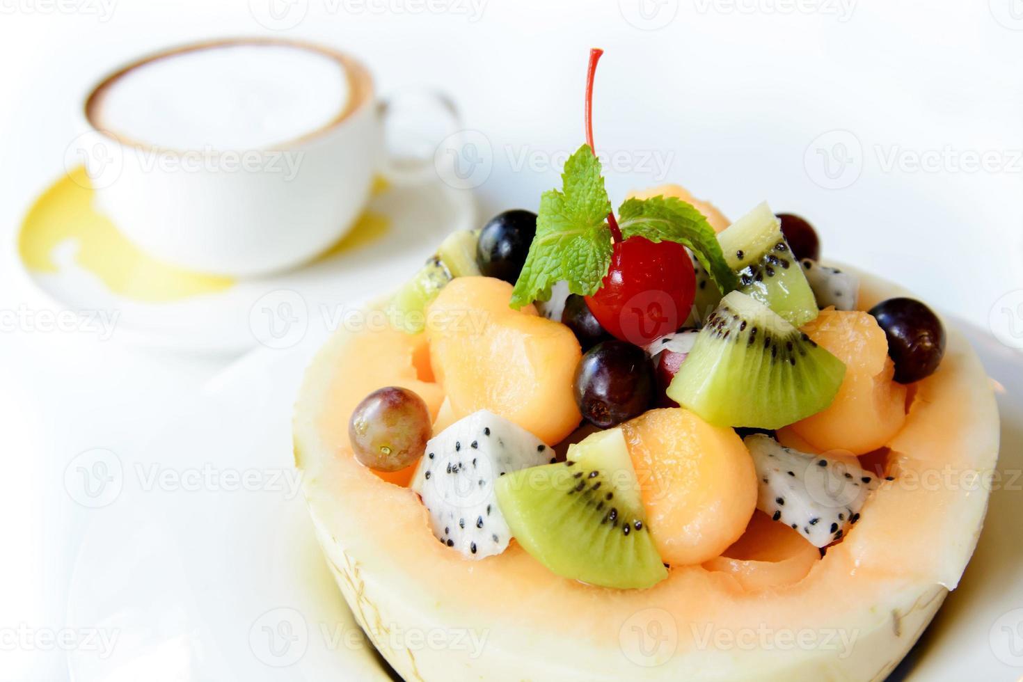 salade de fruit photo