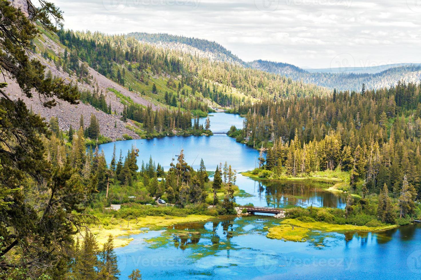 lacs jumeaux photo