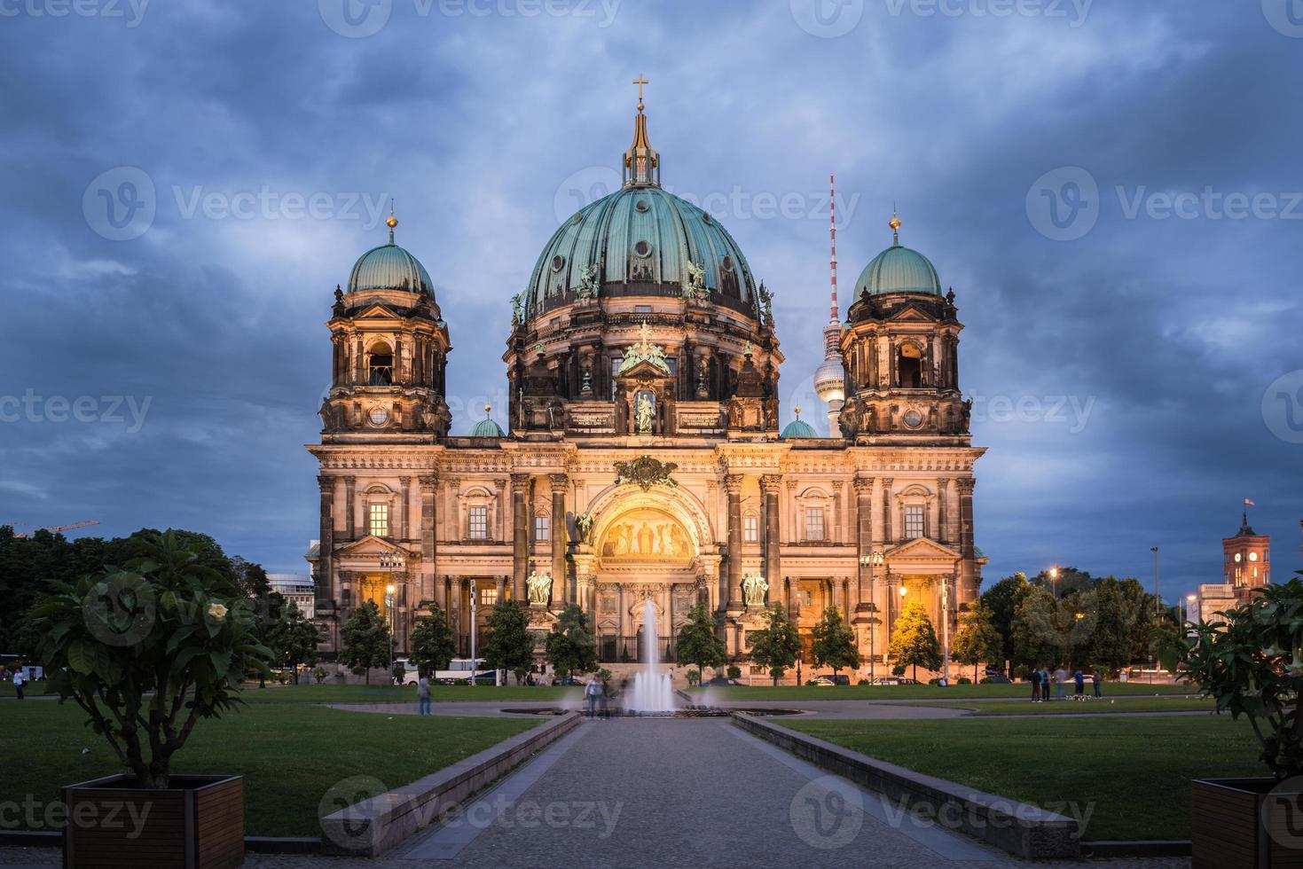 Cathédrale de Berlin - Berliner Dom Allemagne photo