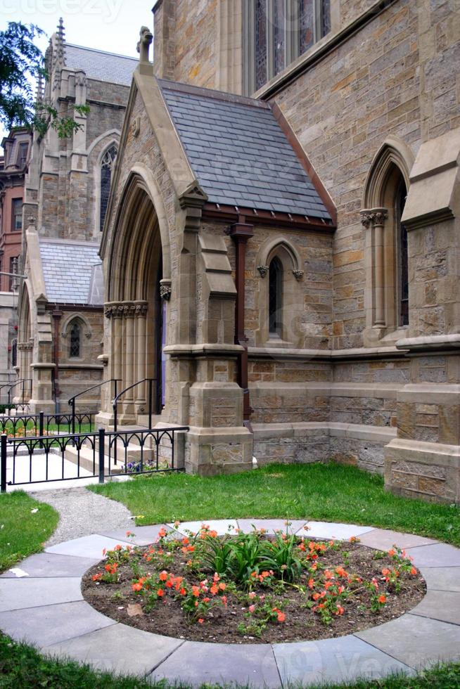 jardin public de boston photo