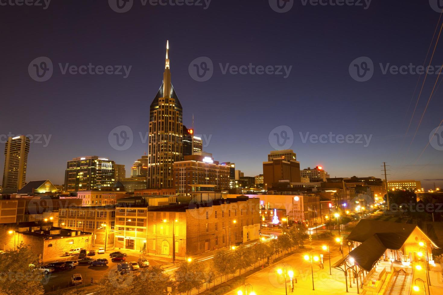 Skyline de Nashville photo