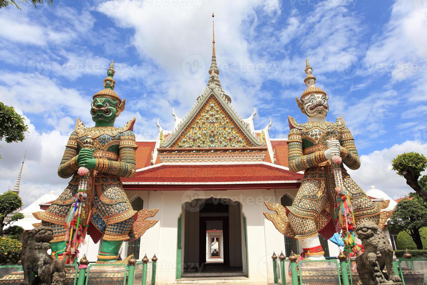 Wat Arun - Bangkok - Thaïlande photo