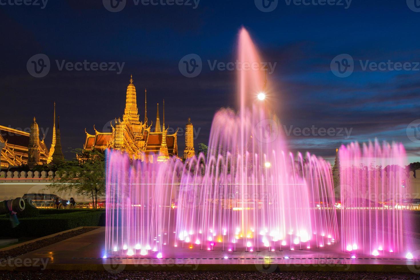 fontaine bangkok photo