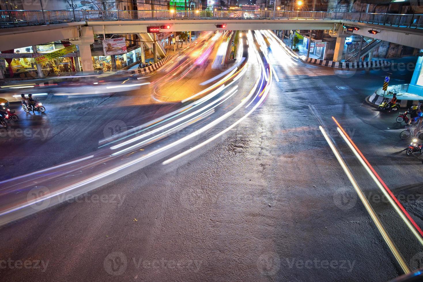 trafic de Bangkok photo