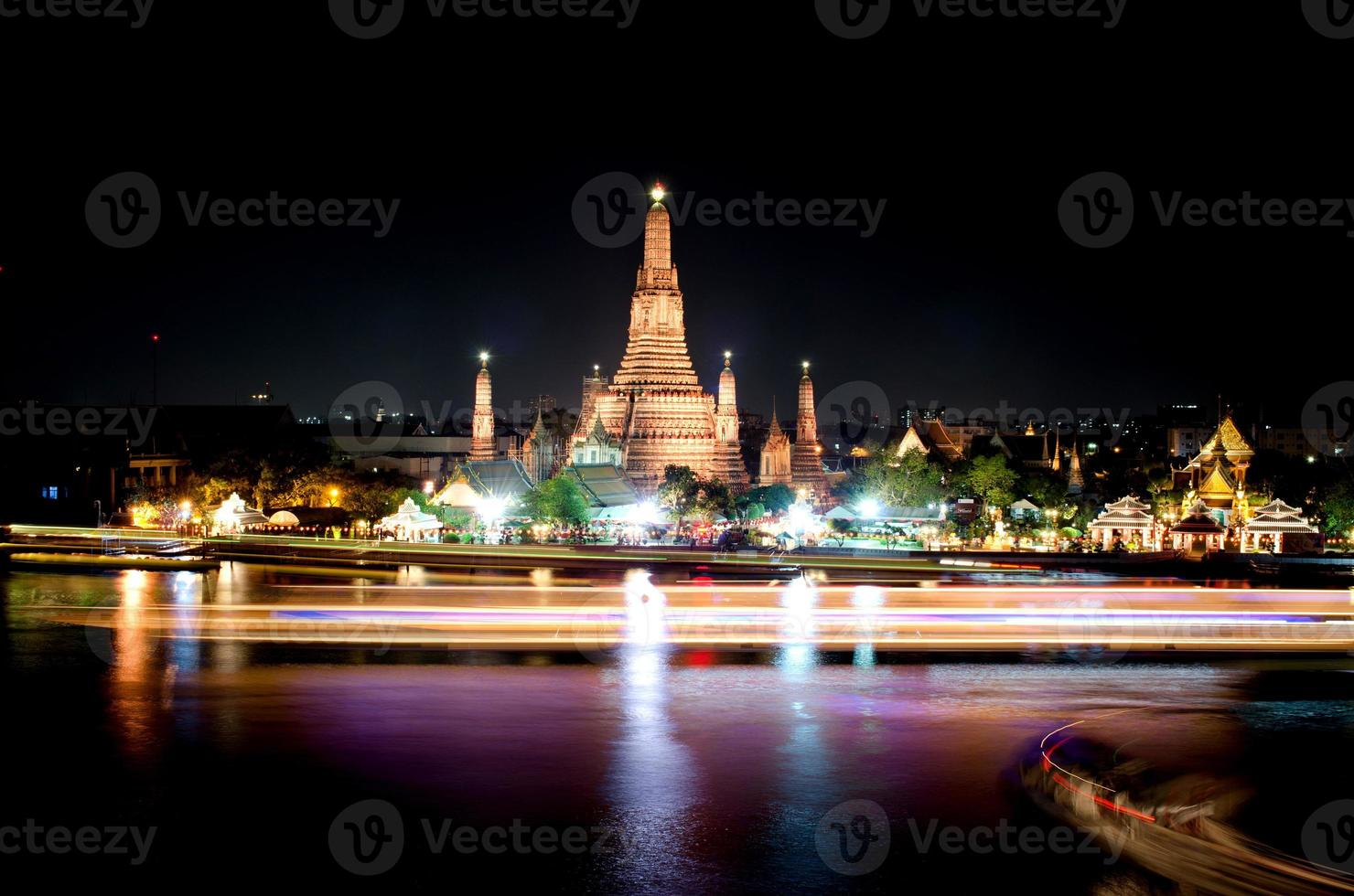 Wat Arun, Bangkok Thaïlande photo