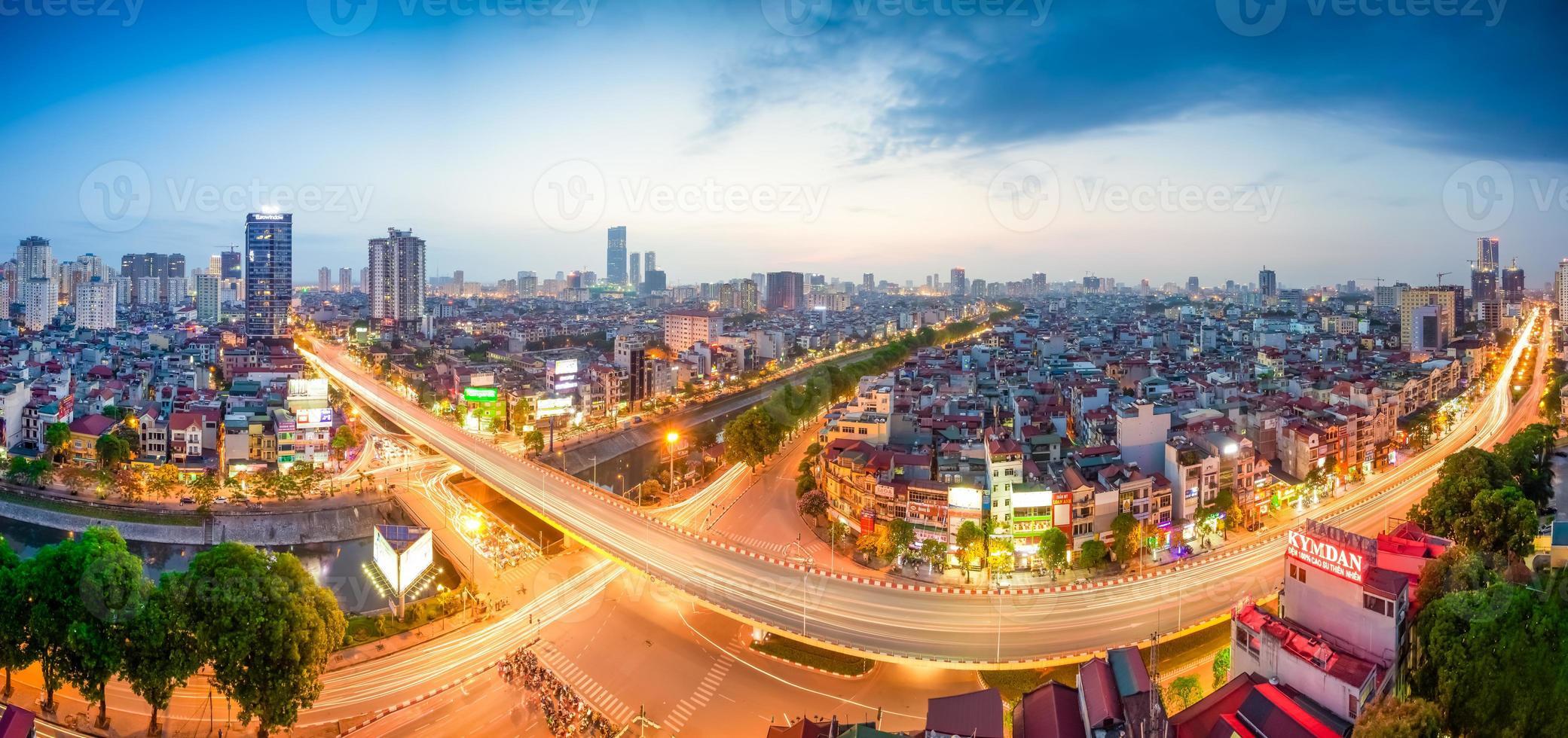 lumières de la ville photo