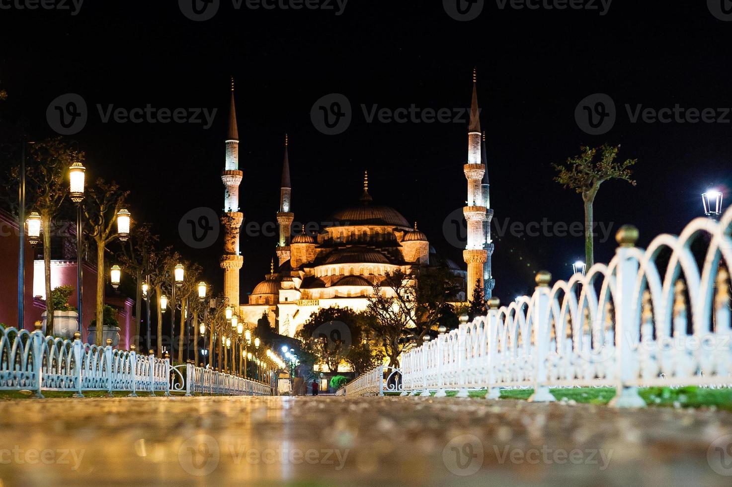 la mosquée hagia sophia photo
