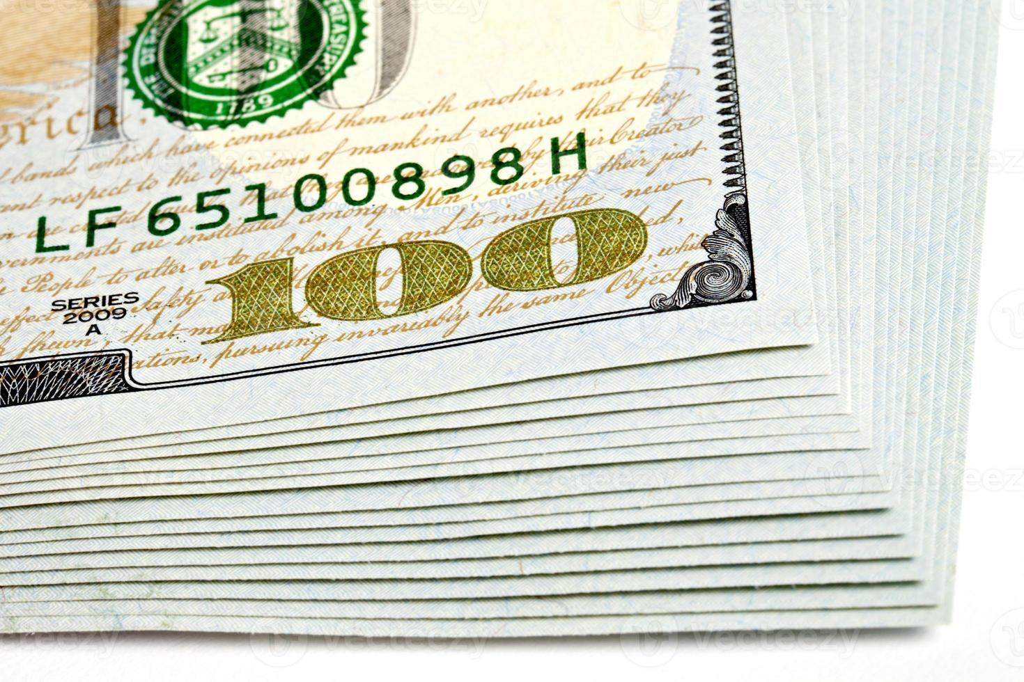 argent et concept d'entreprise photo