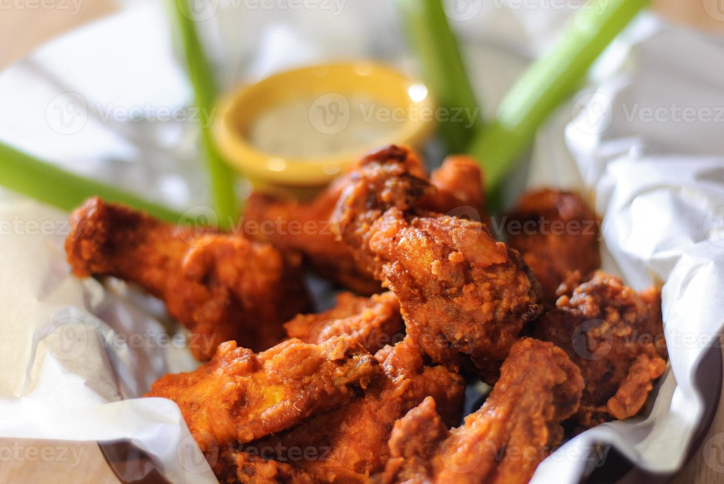 poulet frit photo