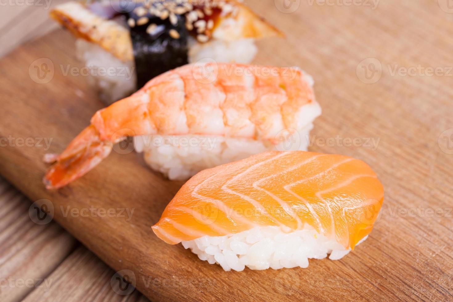 sushi frais photo
