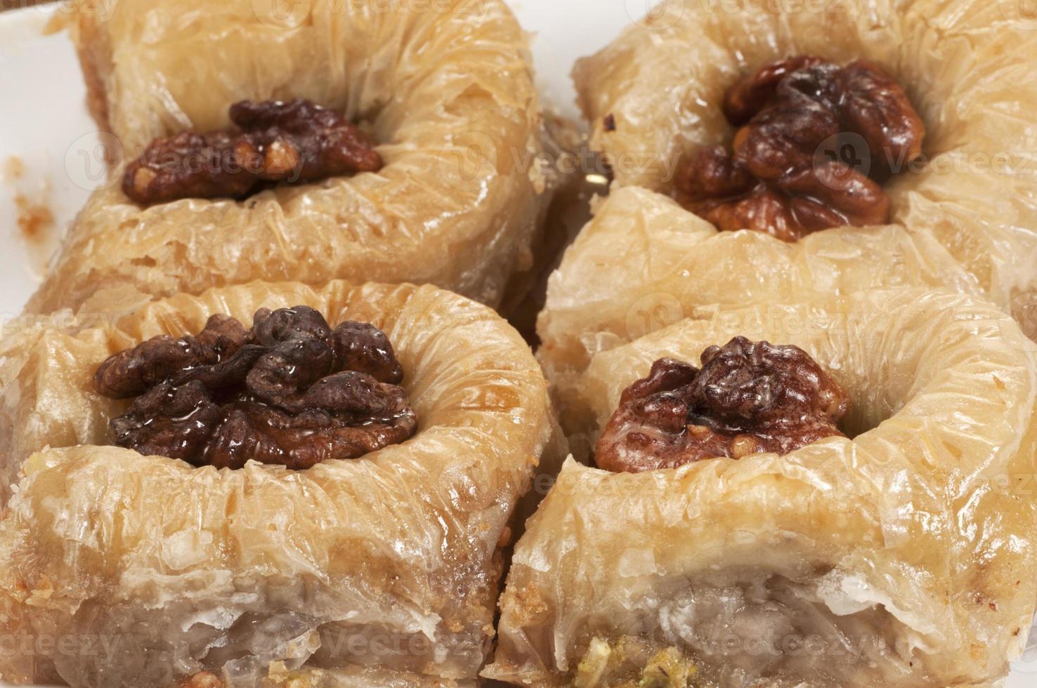 baklava aux noix 'sultan' photo