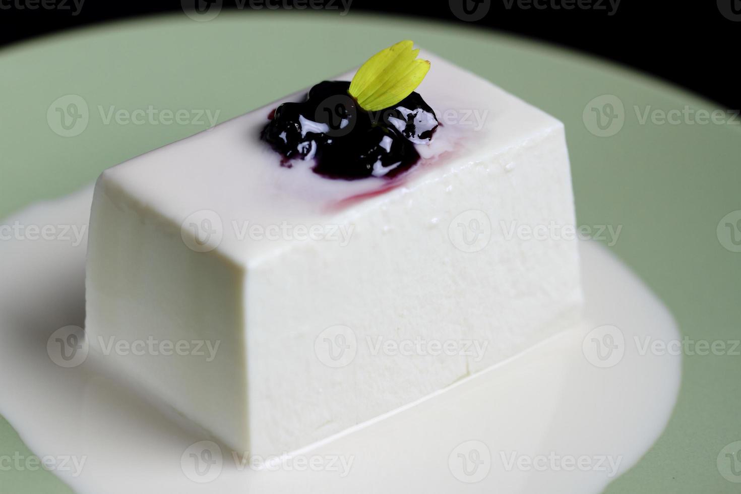 tofu frais photo