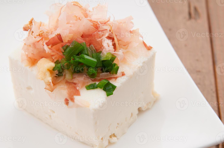 cuisine japonaise, hiyayakko photo