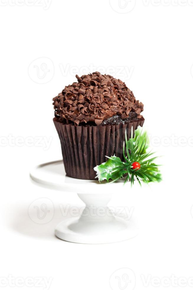 Cupcakes au chocolat photo