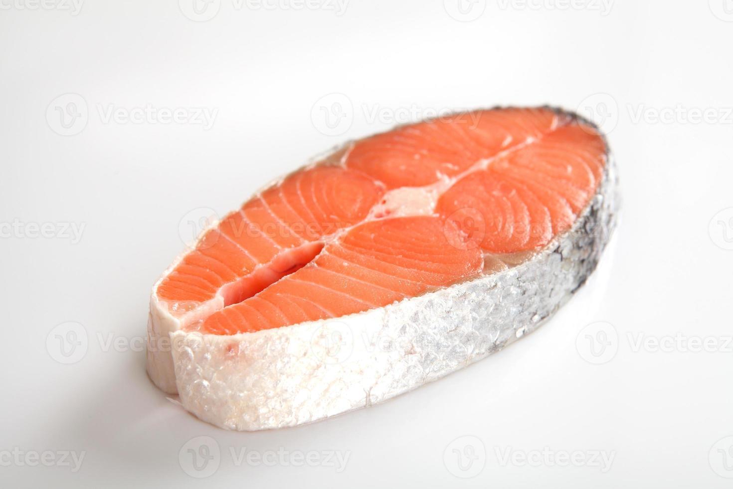 saumon cuit photo