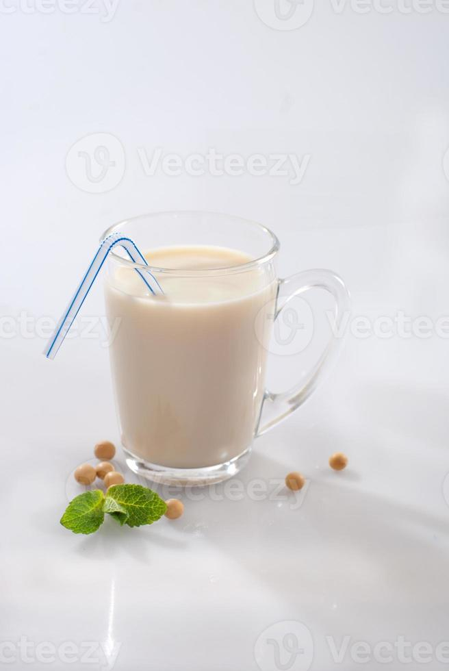 lait de soja photo