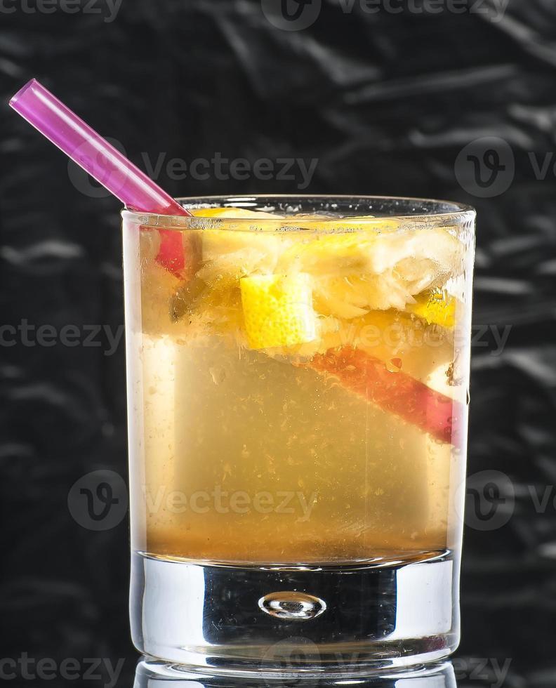 cocktail calpirinho photo