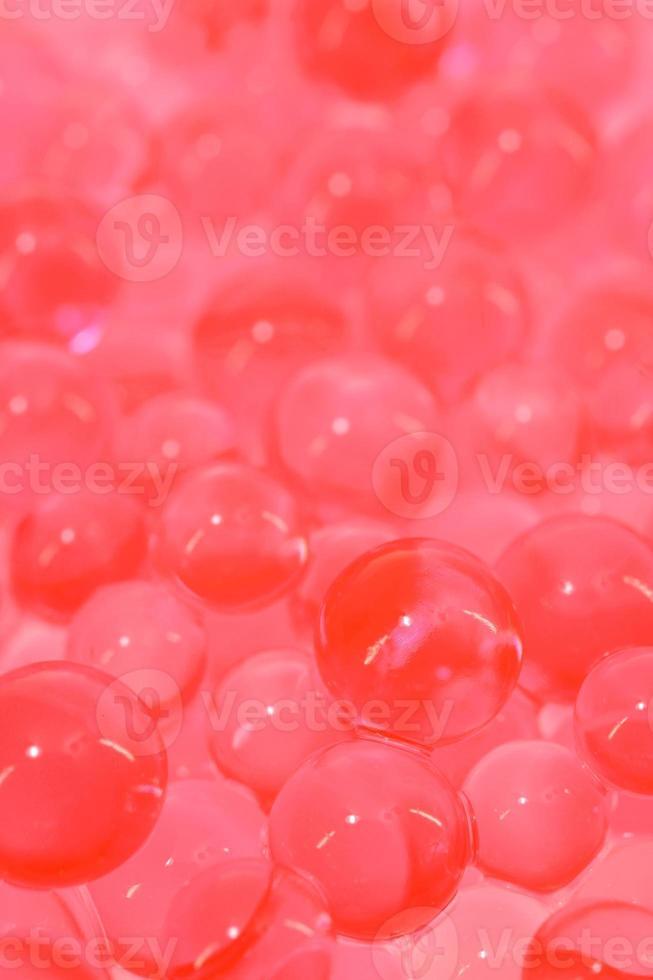 capsules d'eau photo